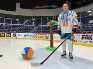 Flint Firebirds Tropics Night