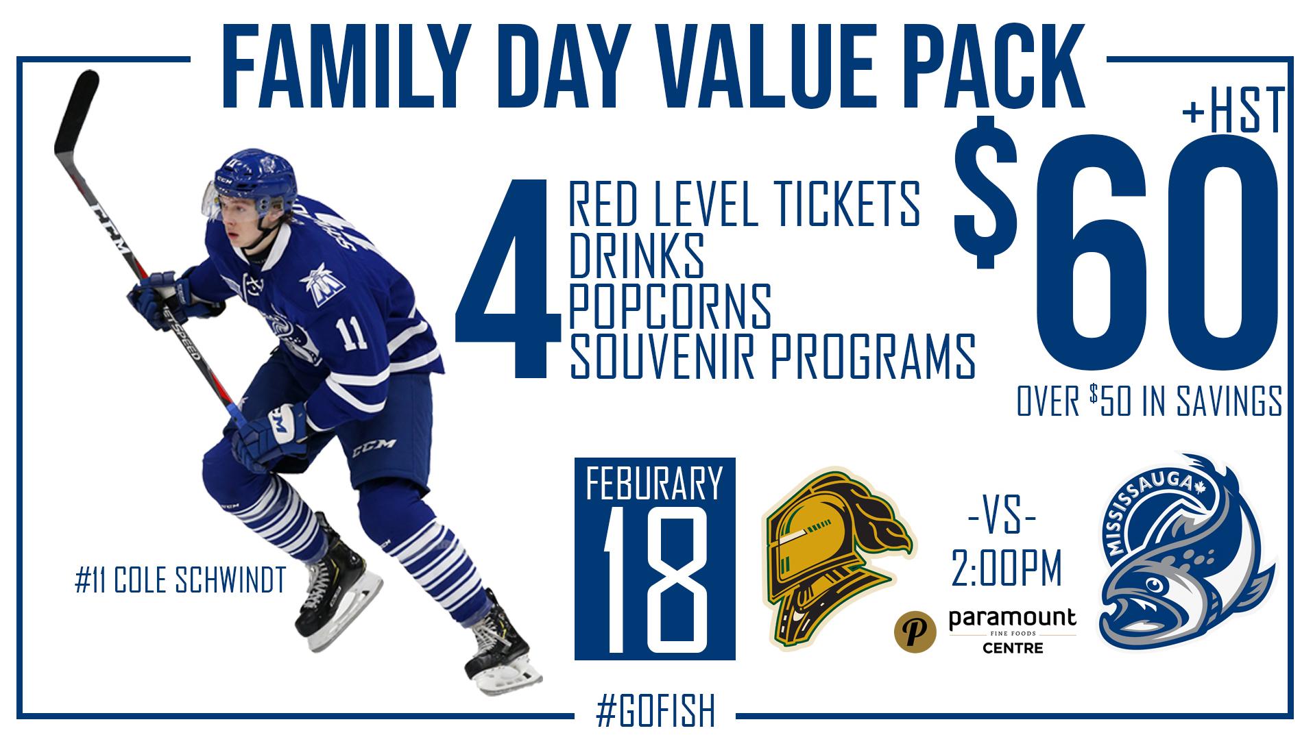 Family Value Pack