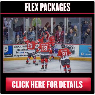 Ticket Page Button - Flex Pack