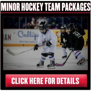 Ticket Page Button - Minor Hockey Team