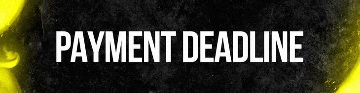 Payment Deadline