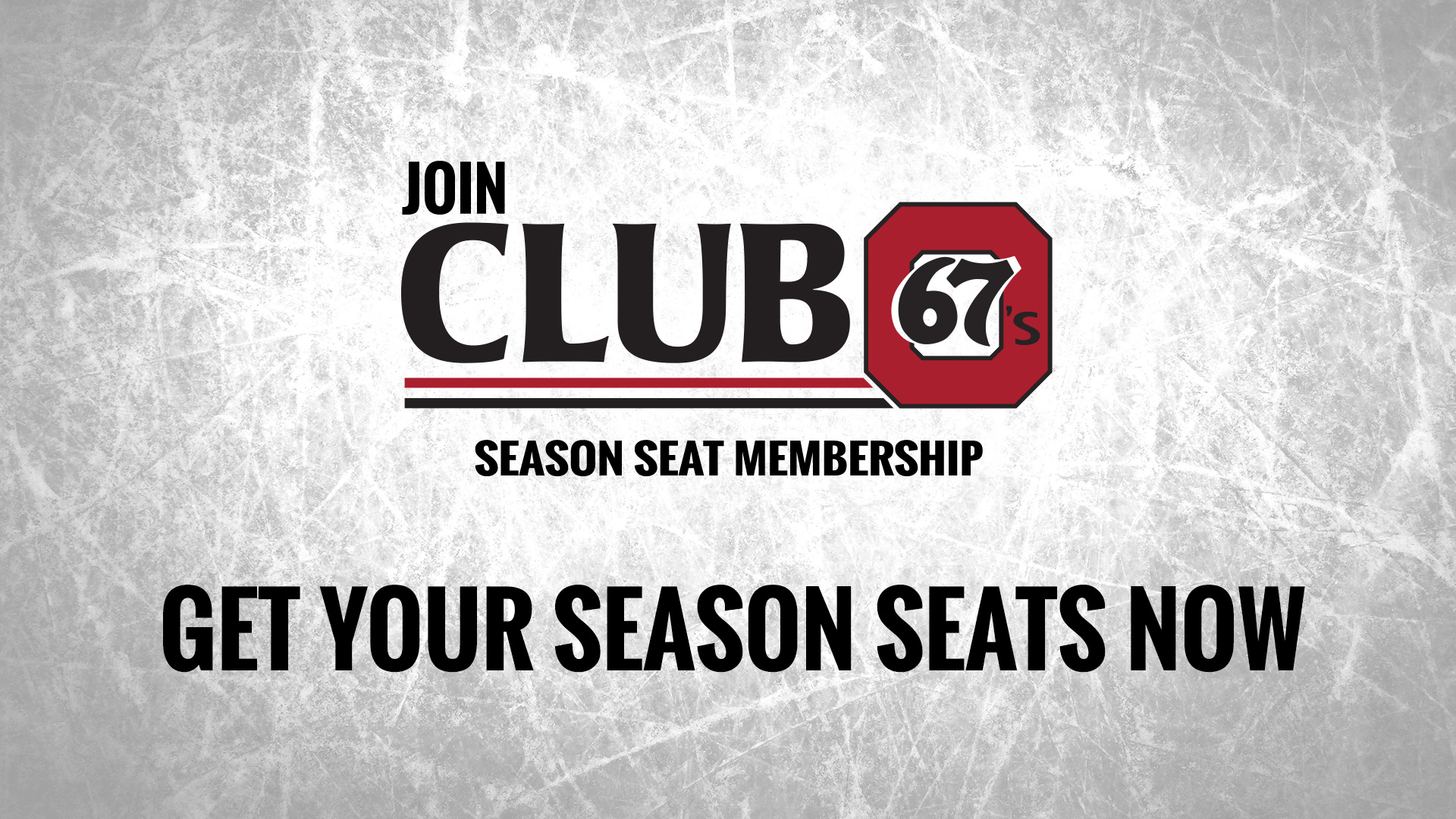 Get your Season Seats Now for 2019-20