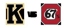 Kingston vs Ottawa