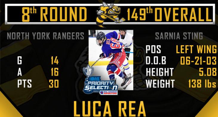 Luca Rea Updated