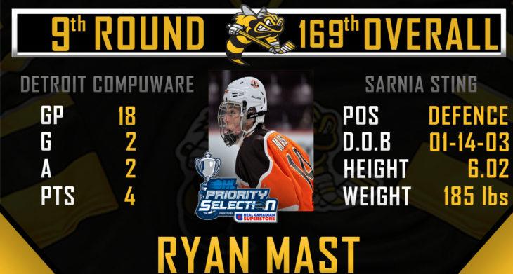 Ryan Mast