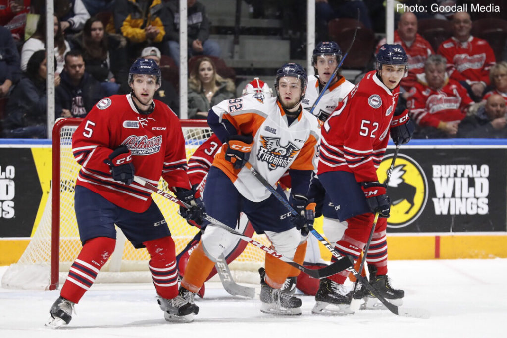 b769de4a19c Preview  Firebirds Host Oshawa Generals Friday in Flint – Flint ...