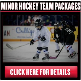 Ticket Page Button - Minor Hockey Team