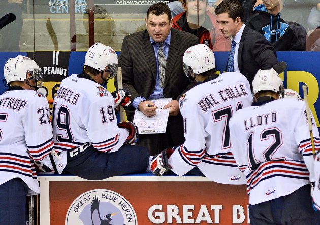 cbe45f97722 ... Oshawa Generals coaching… Two Former Gens Coaches Get New NHL Positions