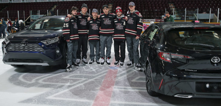Dec. 16 Merkley, Isaacson, Hinz, Spearing, Timleck, Butler and Toyota Cars