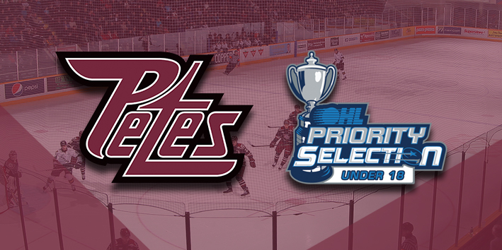 2019 Draft Central – Peterborough Petes