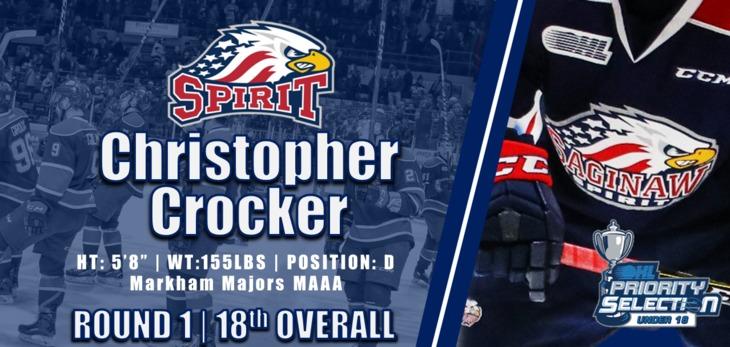 U18 Draft -- Crocker