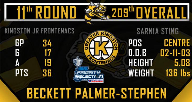 Beckett Palmer-Stephen