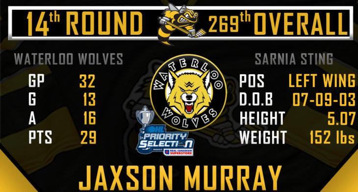 Jaxson Murray